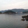 仙酔島 田ノ浦海水浴場