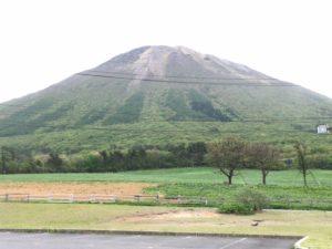 鳥取観光の名所大山