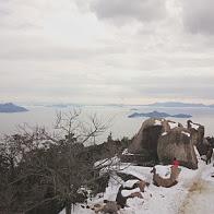 宮島 山頂